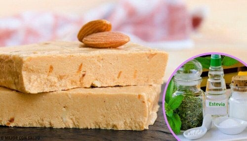 Hausgemachtes Mandel-Nugat: köstlich und gesund