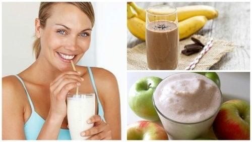 Welches sind die Vorteile von Protein-Shakes?