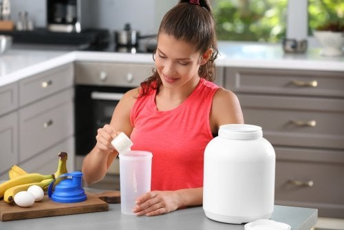 Die Vorteile von Protein-Shakes gelten nicht nur für Sportler