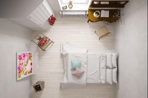 Tipps und Tricks für die Einrichtung von kleinen Schlafzimmern