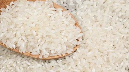 Weißer Reis