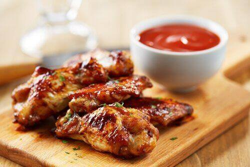 Chicken Wings - Zutaten