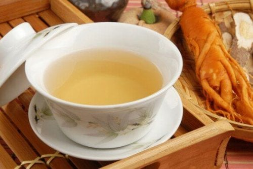 Ginseng - Tee