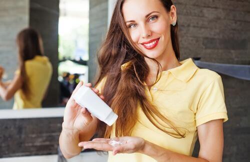 Haarpflege mit Natron - Shampoo