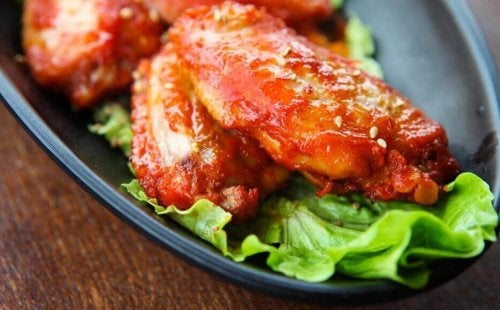 Chicken Wings - Variante