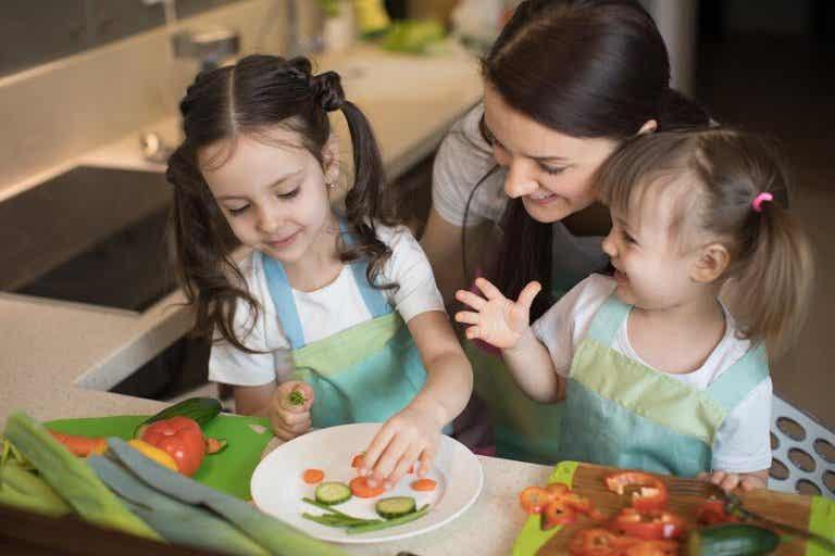 Ernährung für gesundes Knochenwachstum bei Kindern