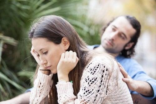 Untreue in einer Beziehung überwinden
