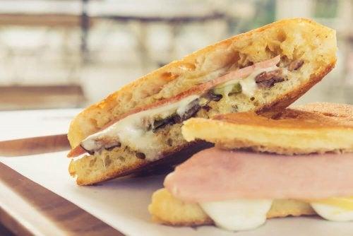 Sandwich Cubano: kubanisches Sandwichrezept