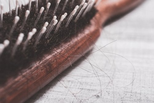 Natürliche Behandlung von Alopezie