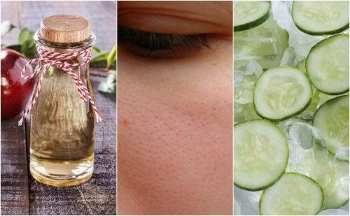 6 natürliche Methoden, deine Poren zu verfeinern