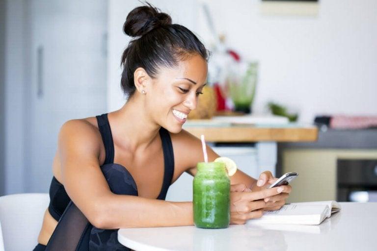 Fünf Säfte zur Reduzierung der Taille
