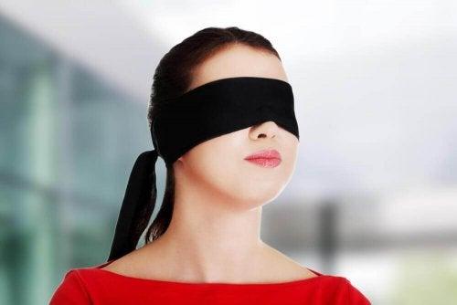 Alltagslügen machen blind