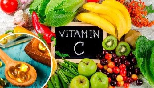 Wissenswertes über Vitamine in der Ernährung