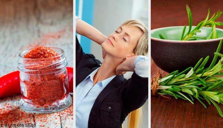 Hausmittel gegen Muskelverspannung und Schmerzen