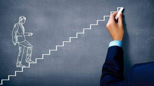 Motivations-Sprüche - Stufen
