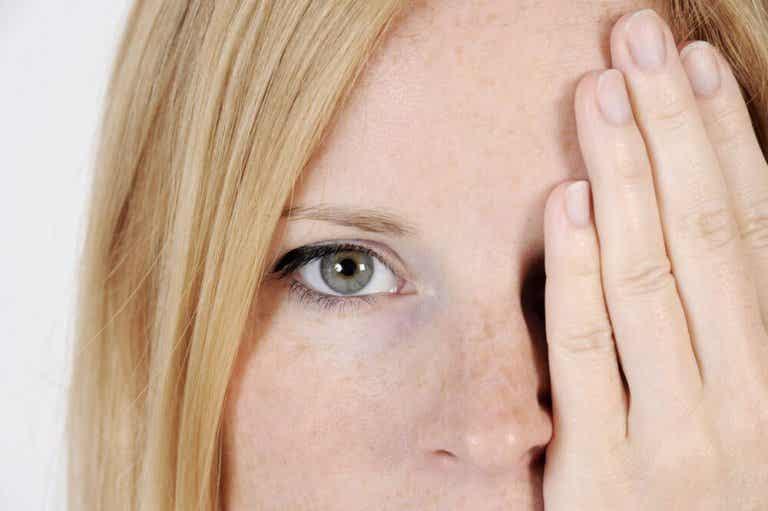 5 Ursachen für Gesichtsflecken