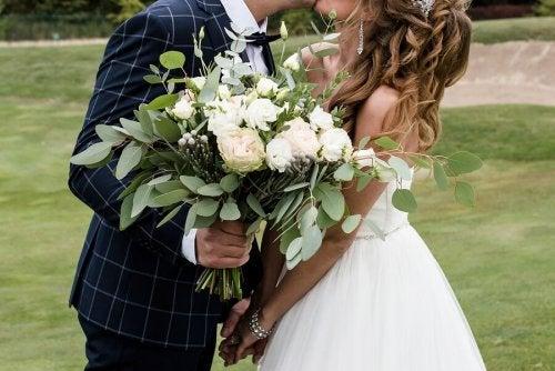 Datum für die Hochzeit