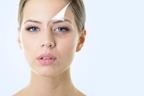 Verbessere dein Hautbild mit einer Gesichtsmaske