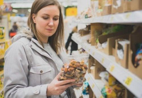 Was steht auf dem Lebensmitteletikett?