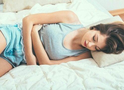 Der Menstruationszyklus von Frauen wirkt sich auf ihr Kältegefühl aus