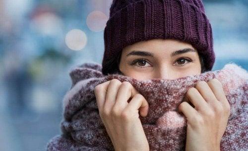 Warum ist Frauen immer kälter als Männern?