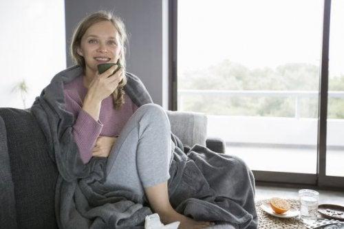 5 Tees zur unterstützenden Behandlung von Gastritis