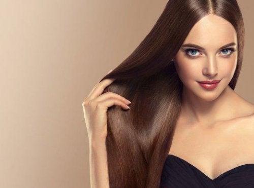 Tipps für glanzvolles Haar