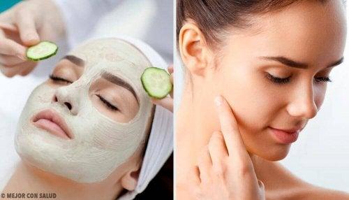 Hausgemachte Gesichtsmaske zur Reinigung deiner Poren