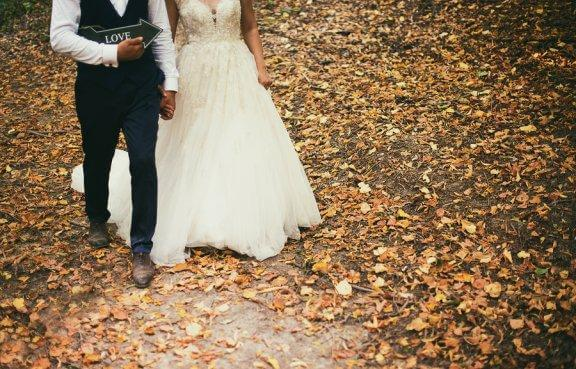 Tipps für eine Hochzeit im Herbst