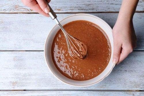 Tortilla mal anders - aus Schokolade.