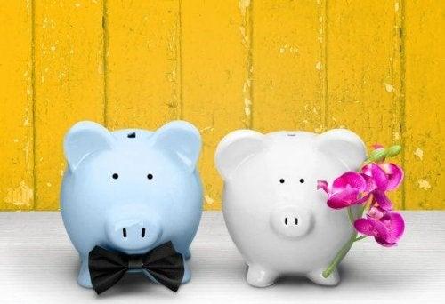 Sparsamkeit an der Hochzeit: 10 Tipps