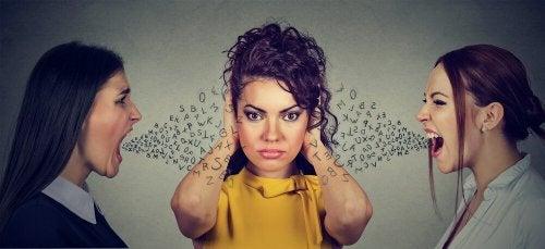 Abstand von toxischen Personen, die dein Leben beeinträchtigen