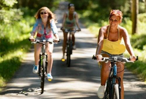 Lerne die tollsten Arten von Bewegung an der frischen Luft kennen