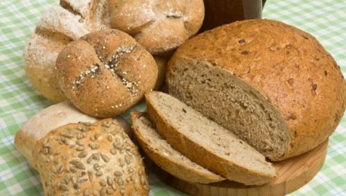 Kohlenydratreiche Lebensmittel: Brot