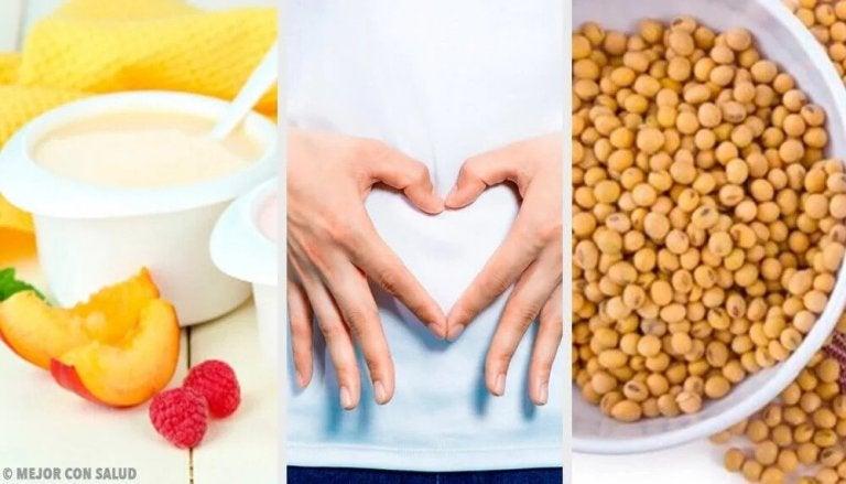 Gesunde Gewohnheiten zur Stärkung der Darmflora