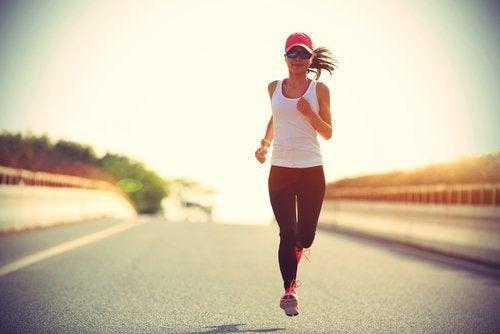 Fitness hilft beim Umgang mit Stress