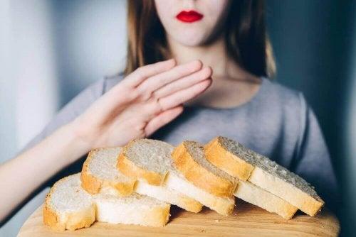 Auf Brot verzichten bei Glutenunverträglichkeit