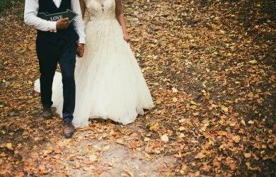 Outfit für eine Hochzeit
