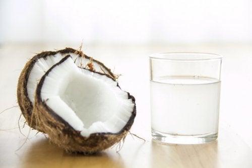 Vorteile von Kokoswasser