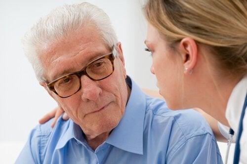Krankheit im Alter bewältigen
