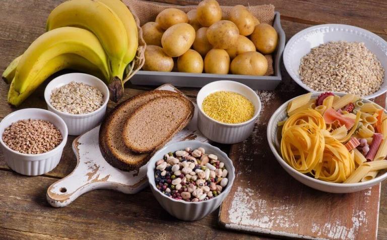 8 kohlenhydratreiche Lebensmittel