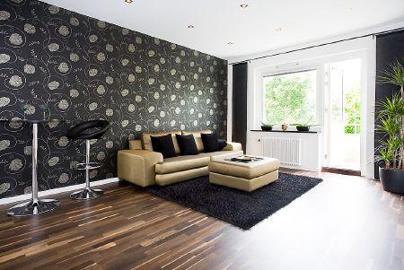 Schickes Wohnzimmer