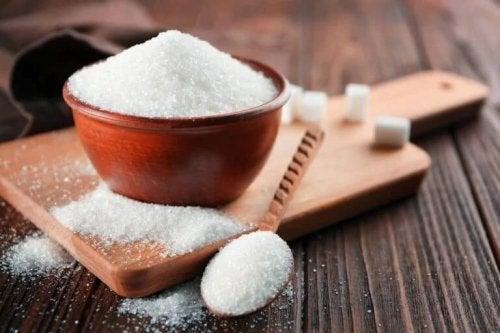Zucker in Lebensmitteln