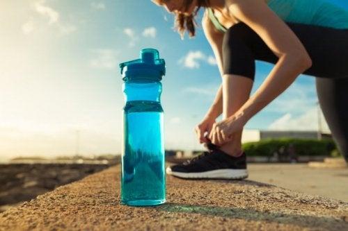 beim Abnehmen ist Sport grundlegend!