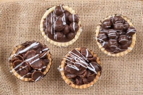 Schokoladentörtchen: die leckersten der Welt!