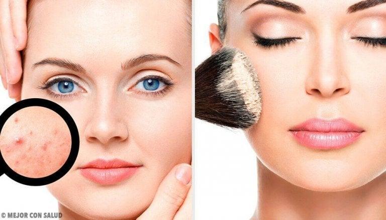 7 Make-up-Tipps für fettige Haut