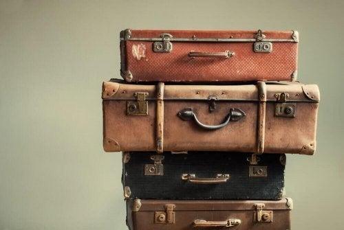 Vintage-Möbel - Koffer