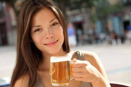 Vorzüge von Bier - Antioxidantien