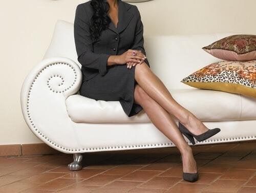 schädliche Gewohnheiten - Beine