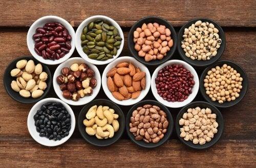 Essgewohnheiten - Proteine